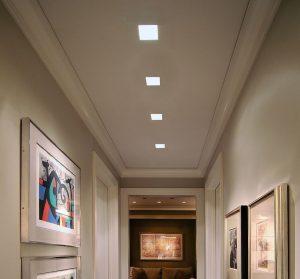 Sự kỳ diệu của sản phẩm đèn led âm trần thạch cao.