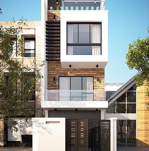 Thiết kế nhà tại Vinh