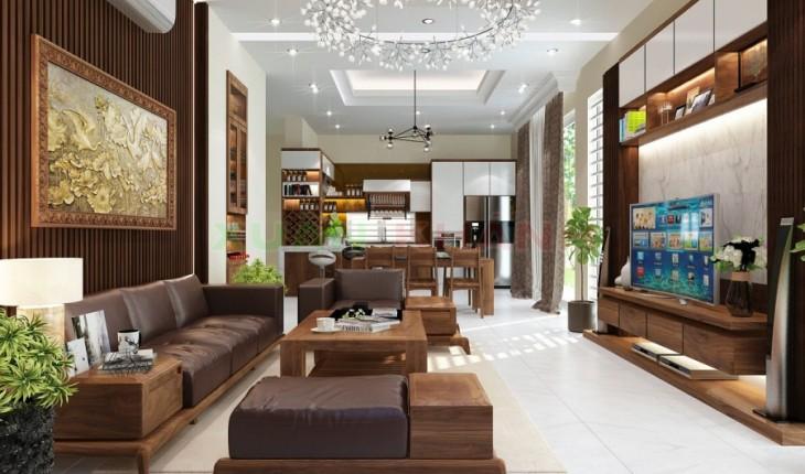 Thiết kế nhà tại Hà Tĩnh